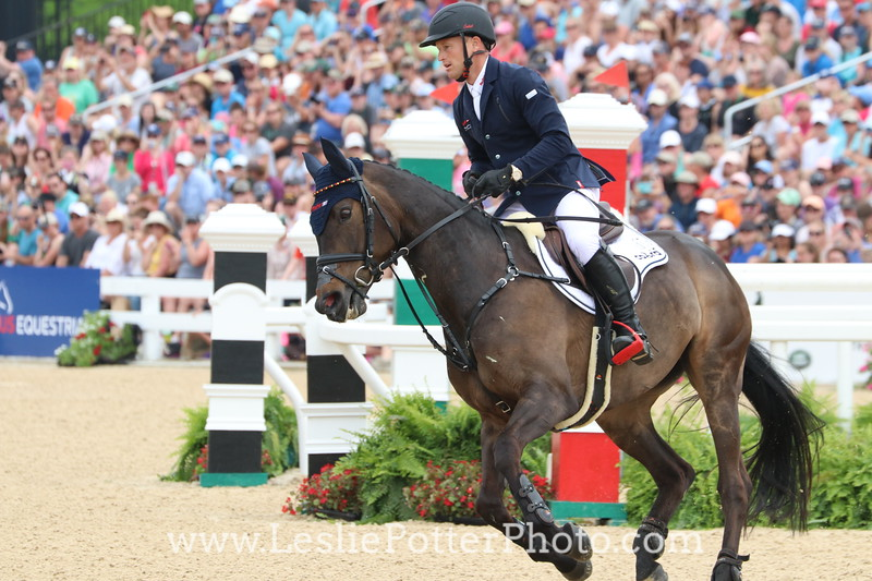Michael Jung and fischerRocana FST