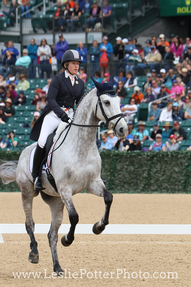 Sharon White and Cooley on Show