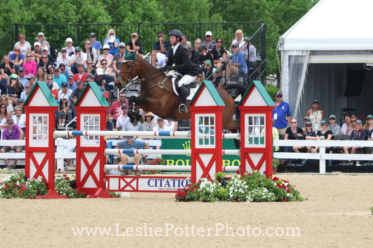 Tim Bourke and Luckaun Quality