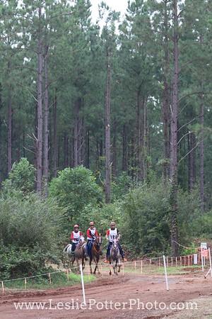 Spanish Endurance Team Riders