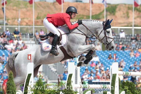 2018 FEI World Equestrian Games Tryon