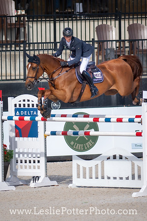 Ben Maher (GBR) and Explosion W