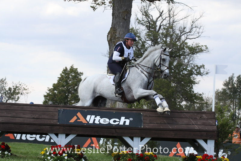 Becky Holder and Courageous Comet