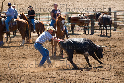 Rancho V. Invitational/ Ribbon Roping & Bull Riding