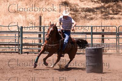 Rancho v. Invitational/ Barrel Racing