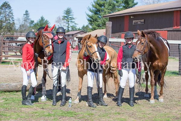 Equestrian Team 5/5/18