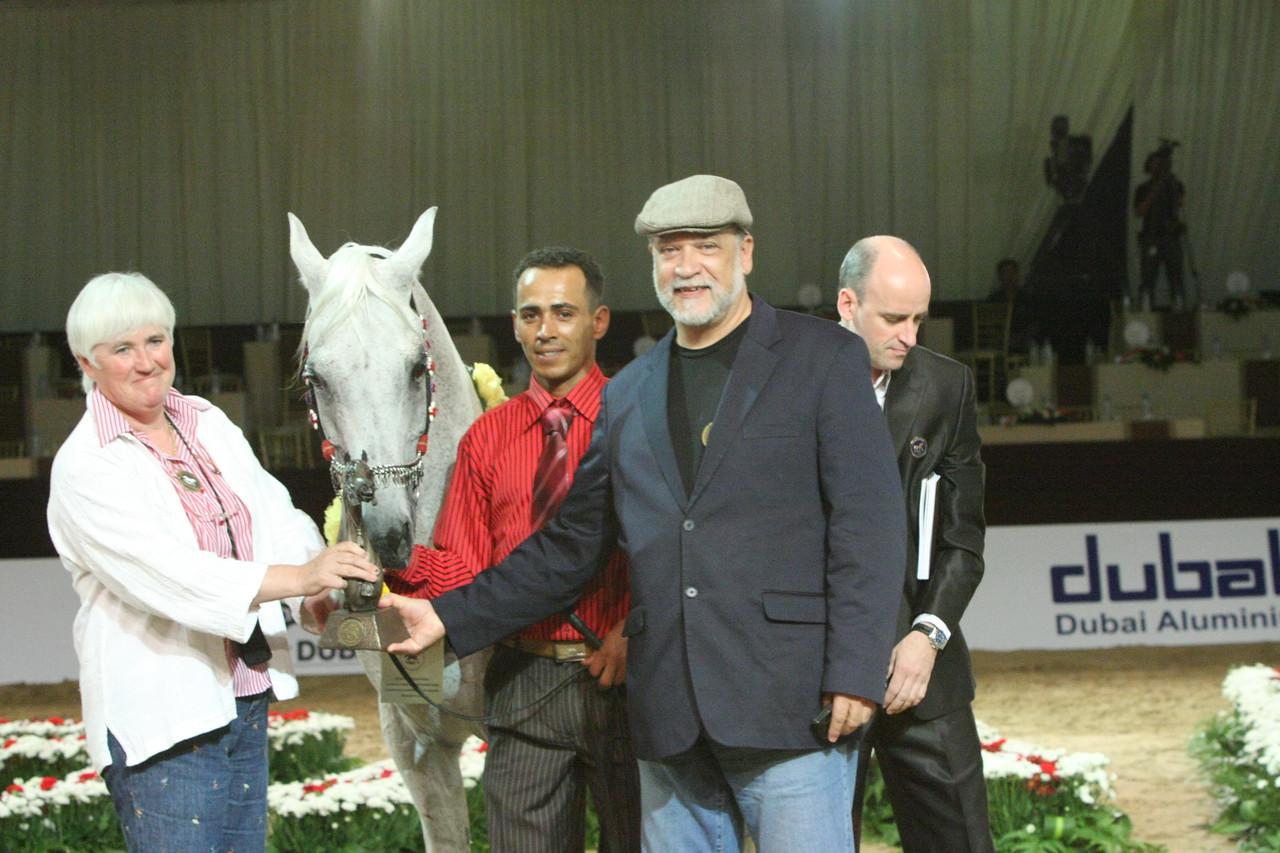 42. SM Matra, 2nd, Endurance Stallions