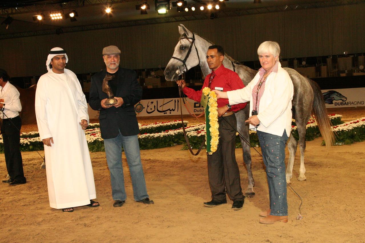9.  Dhuha W'rsan, Racing Mares