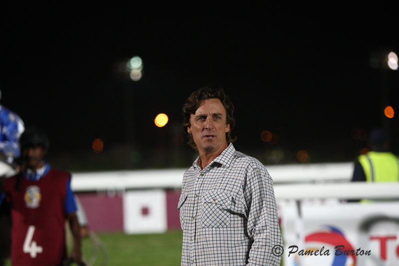 Julian Smart, Al Shahania trainer