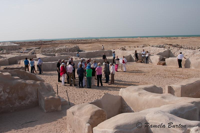 Al Zbarah  Archaeological dig