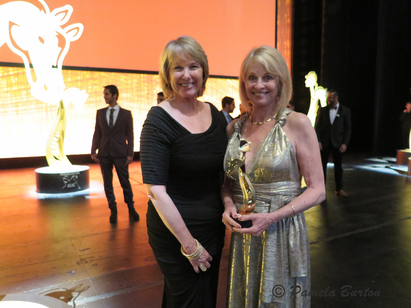 Denise Gault and Pamela Burton, 2013 Fotographer HH Sheikh Fatima Darley Awards International