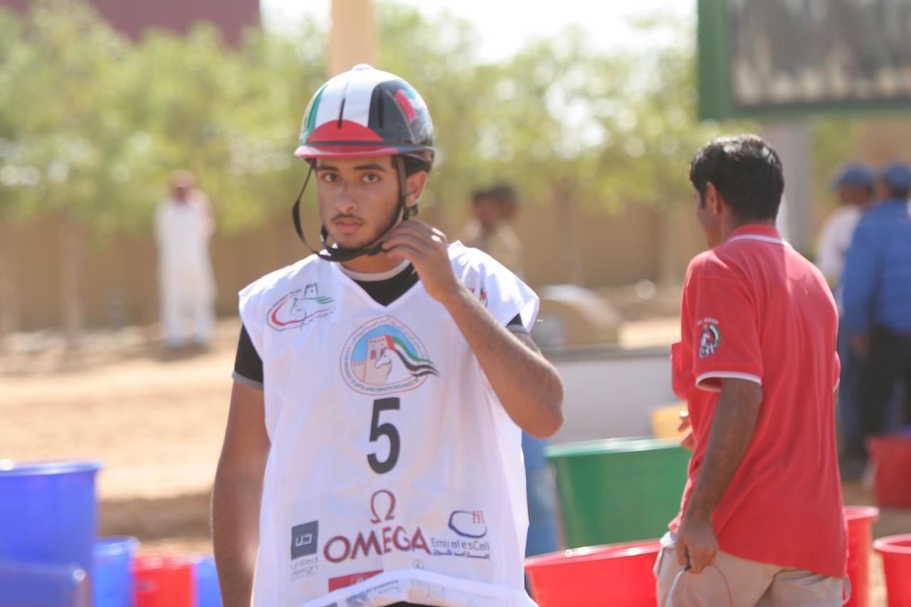 SH Majid Bin Mohd Al Maktoum (UAE)