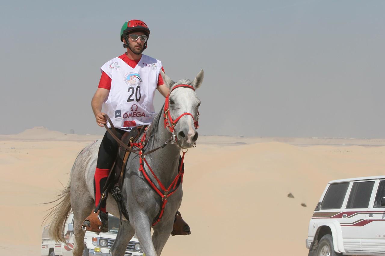 Dr. Jabar Bitter (UAE) and Jibbah Enog, owned by Al Reef Stables