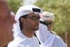 Sh Hazza Bin Zayed Al Nahyan