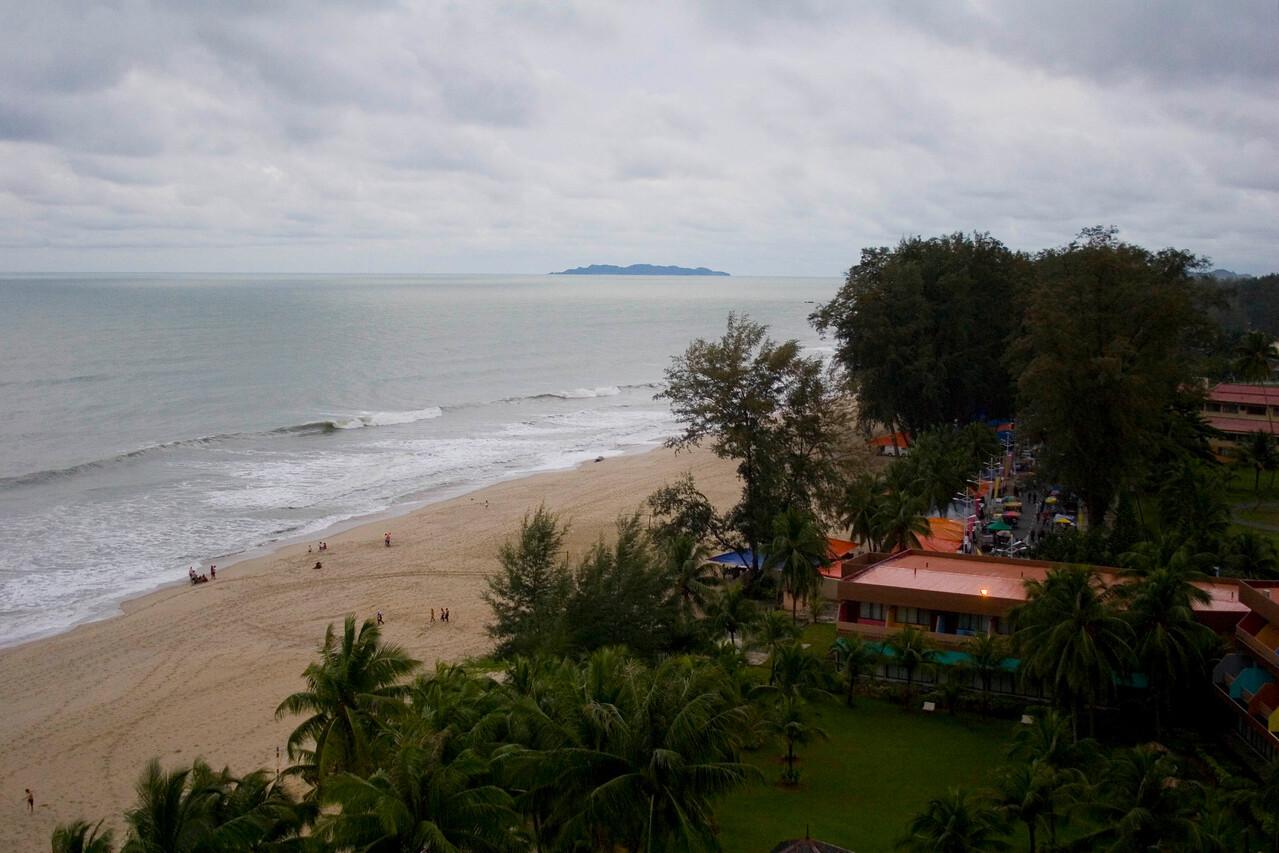 4.  beachfront