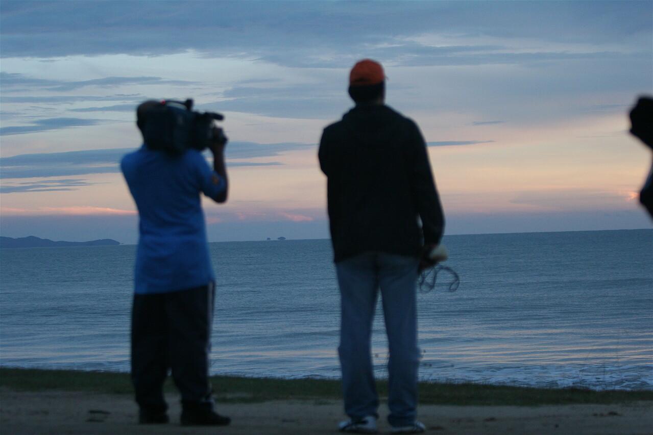 41. South China Sea at dawn