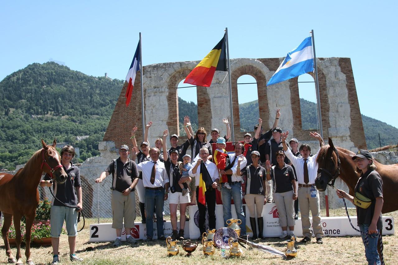 13. 119  Belgium Team 2