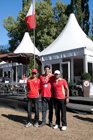 Bahrain, Sponsor of the European Endurance Championship