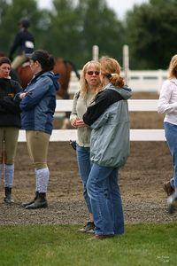 Horse Show Moms