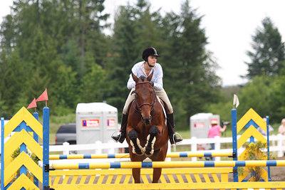 Margan takes flight on Winchester (Peanut)