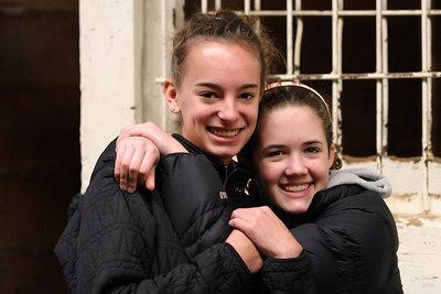 Alexandra and Emma