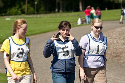 Zoe, Madi and Sarah
