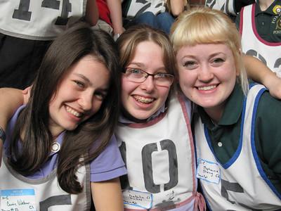 Cassie, Natalie, Stephanie