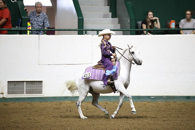 GX3I3918_2903 WSCA Pet Pony Western Pleasure 48 inches and Under, Rider 10 and Under