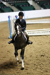 Childrens Hunter Pony Warm up-1441