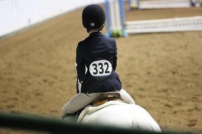 Childrens Hunter Pony Warm up-1406