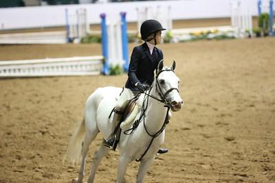 Childrens Hunter Pony Warm up-1416