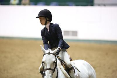 Childrens Hunter Pony Warm up-1423