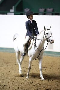 Childrens Hunter Pony Warm up-1427
