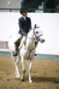 Childrens Hunter Pony Warm up-1425