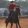 Members of the Georgia Equestrian Team perform in the Red and Black Scrimmage at the Georgia Equestrian Complex in Bishop, Ga. on Saturday, Sept. 22, 2017. (Photo by Steffenie Burns)
