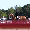 Georgia's Jessica Blum rides Jake during the Bulldog's competition with Alabama at the UGA Equestrian Complex on Sunday, October 2, 2016 in Bishop, Georgia. (Photo by Cory A. Cole)