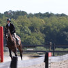 Alabama's Lauren Neibauer rides Valducchy during the Bulldog's competition with Alabama at the UGA Equestrian Complex on Sunday, October 2, 2016 in Bishop, Georgia. (Photo by Cory A. Cole)
