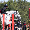 Georgia's Meghan Flanagan rides Riant during the Bulldog's competition with Alabama at the UGA Equestrian Complex on Sunday, October 2, 2016 in Bishop, Georgia. (Photo by Cory A. Cole)