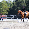 Alabama's Madelyn Malone rides Princeton during the Bulldog's competition with Alabama at the UGA Equestrian Complex on Sunday, October 2, 2016 in Bishop, Georgia. (Photo by Cory A. Cole)