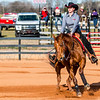 Georgia's Kyndall Harper during the Bulldogs' competition with Delaware State at the UGA Equestrian Complex in Bishop, Ga., on Saturday, February 4, 2017. (Photo by John Paul Van Wert)