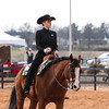 Georgia's Payton Anderson rides Otto during the Bulldogs' competition with South Carolina at the UGA Equestrian Complex in Bishop, Ga., on Friday, February 3, 2017. (Photo by Cory A. Cole)