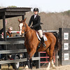 Georgia's Emma Mandarino rides Roman during the Bulldogs' competition with South Carolina at the UGA Equestrian Complex in Bishop, Ga., on Friday, February 3, 2017. (Photo by Cory A. Cole)
