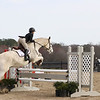 Georgia's Meghan Flanagan rides Riant during the Bulldogs' competition with South Carolina at the UGA Equestrian Complex in Bishop, Ga., on Friday, February 3, 2017. (Photo by Cory A. Cole)