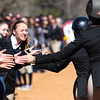 UGA Equestrian riders during the Bulldogs' meet against Texas A&M at the UGA Equestrian Complex in Bishop, Georgia on Saturday, February 25, 2017. (Photo by Cory Cole)
