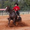 Members of the Georgia Equestrian Team compete against Texas A&M at the Georgia Equestrian Complex in Bishop, Ga. on Friday, Oct. 13, 2017. (Photo by Steffenie Burns)