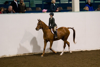 Natalie and Memo in the flat class.
