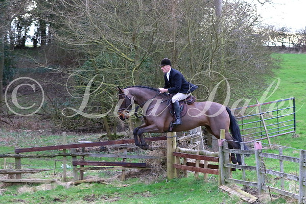 Brocklesby and Tynedale Hunt Joint Meet