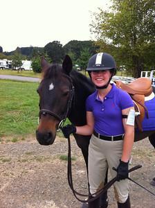 Wally Pony and Natalie