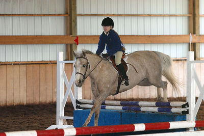 Natalie and Mattie roll-back to jump number 3