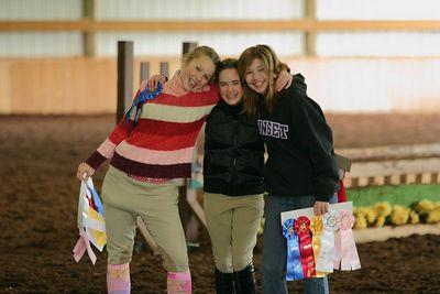 The Cornerstone Ribbon Girl Team